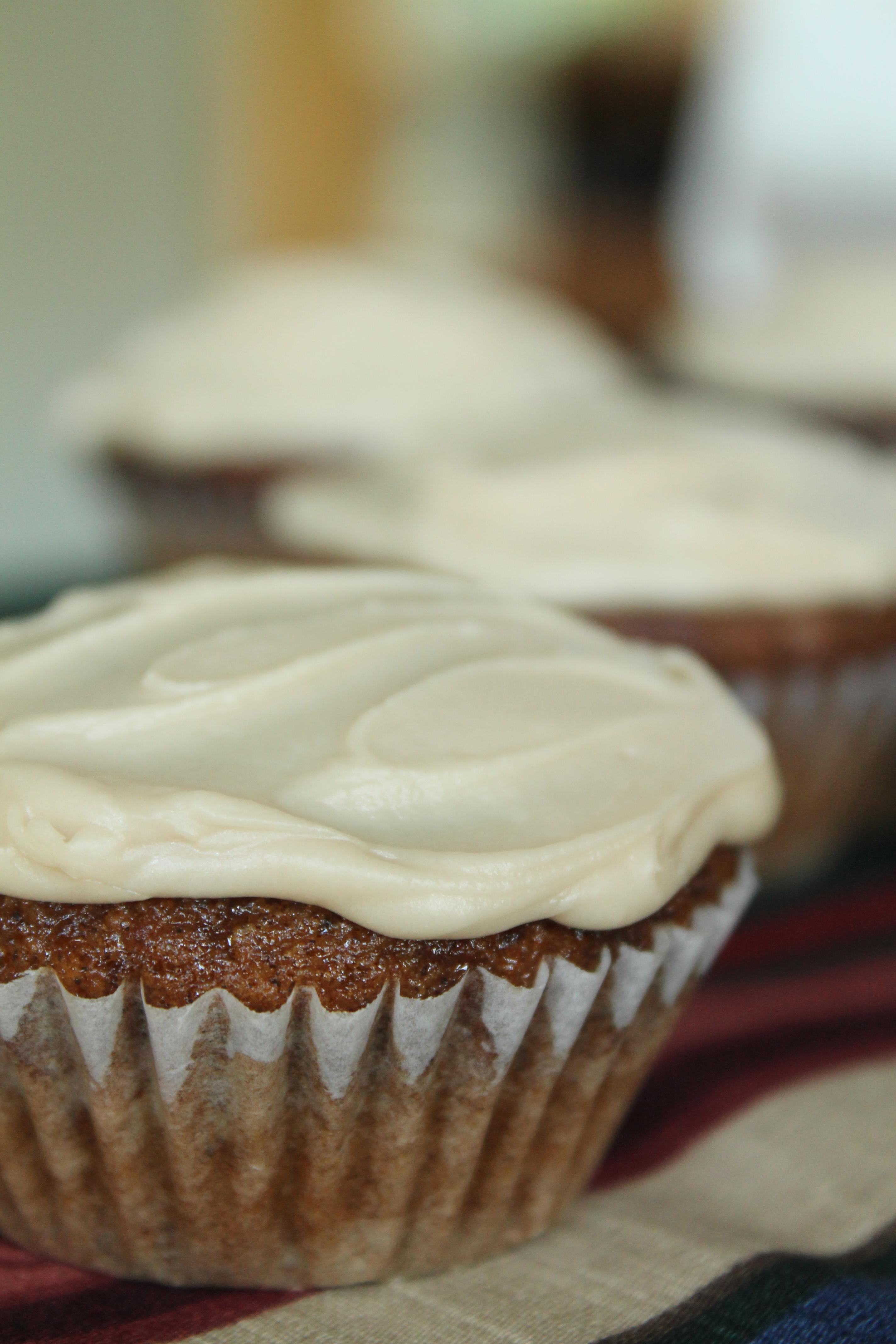 cupcakes pumpkin ale cupcakes for pumpkin ale cupcakes with pumpkin ...