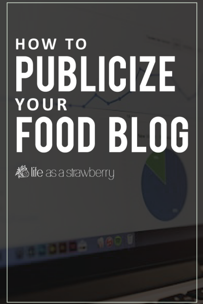 Publicizing Your Blog