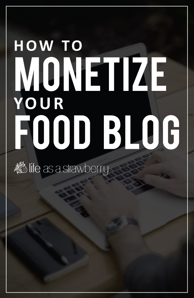 How to Publicize Your Food Blog - After years of food blogging, I'm sharing my favorite methods for traffic generation, social media sharing, and more!
