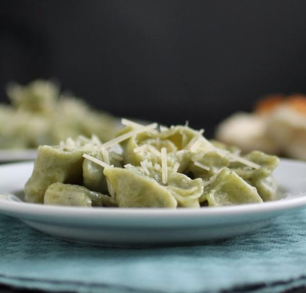 Three Cheese Spinach Tortellini