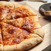 Fifteen Minute Pizza Dough