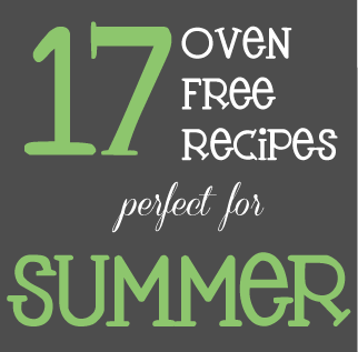 Oven-Free Recipes