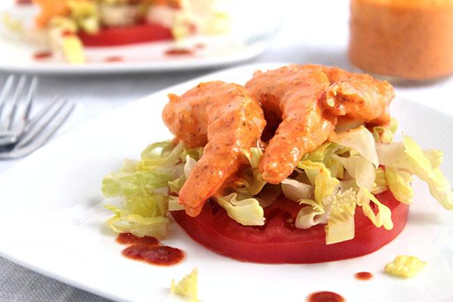 Easy homemade shrimp remoulade