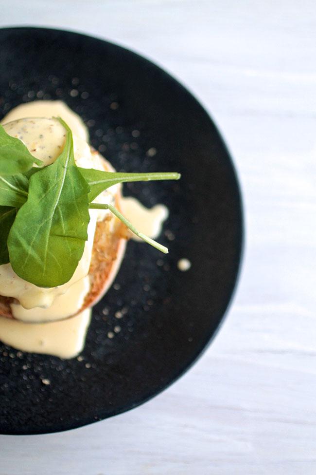 crab cake eggs benedict recipe