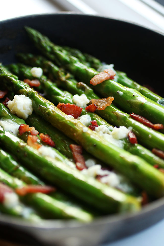 Asparagus appetizer recipe