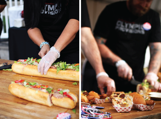 Feast Sandwich Invitational 2015
