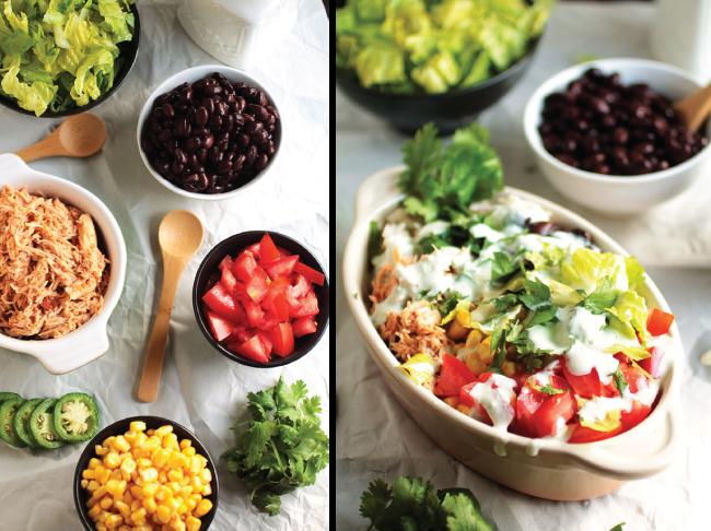 Easy Turkey Burrito Bowls