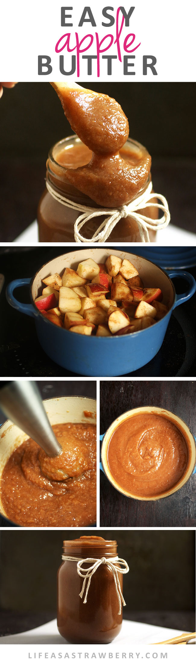 Quick easy apple butter recipes
