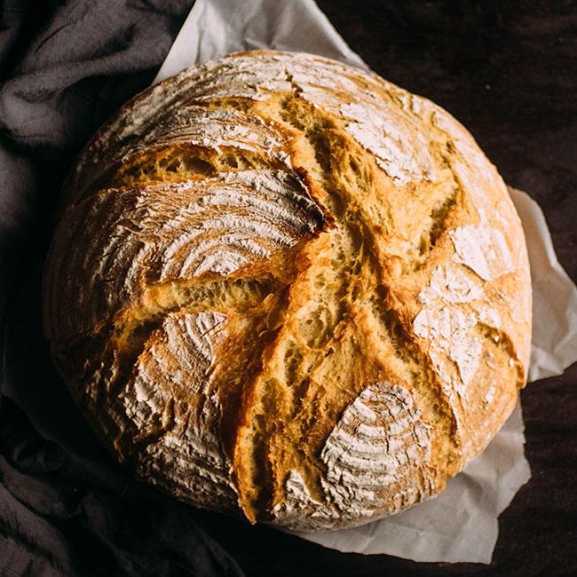 Easy Bread Recipes Dutch Oven