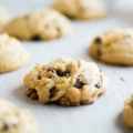 Butterless Chocolate Chip Cookies | Mix up your baking routine with this quick and easy butter-free chocolate chip cookie recipe! Use coconut oil in place of butter for a soft, chewy cookie that everyone is sure to love.