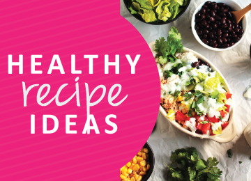 healthy recipe ideas