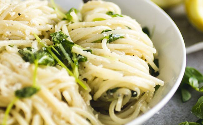 lemon pasta sauce copy