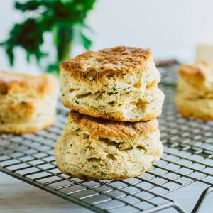 Easy Herb Biscuits Recipe