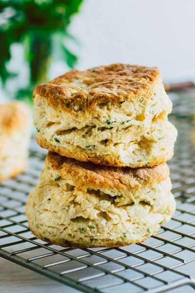 Easy Herb Biscuits