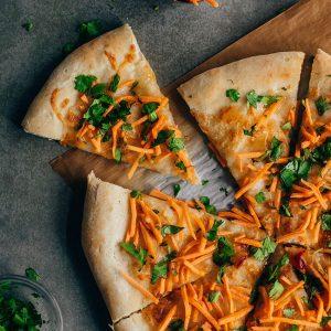 Easy Thai Pizza