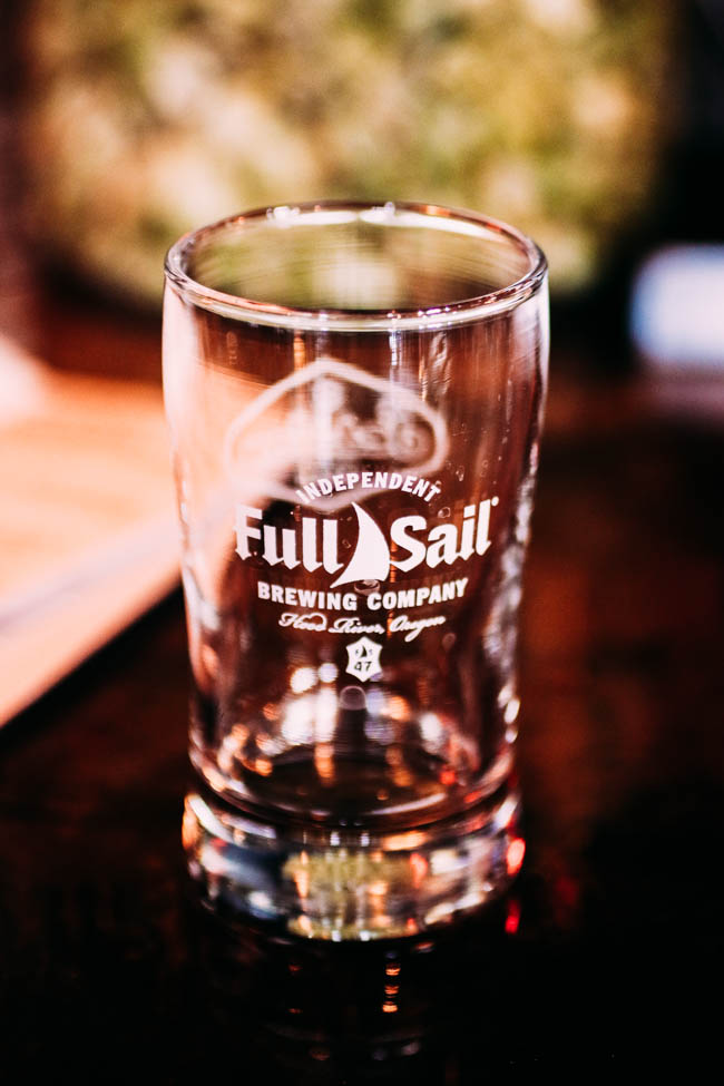Full Sail Brewing Co // at the table series by Life As A Strawberry - www.lifeasastrawberry.com