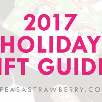 2017 Holiday Gift Guides