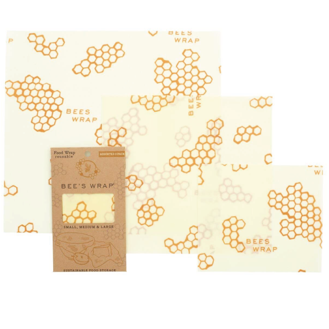 beeswax wrap product photo