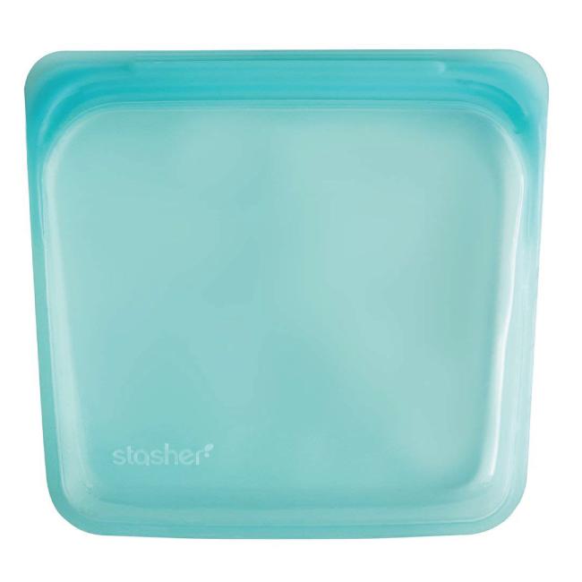 blue stasher bag product photo